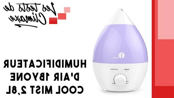 comment fabriquer un humidificateur d'air